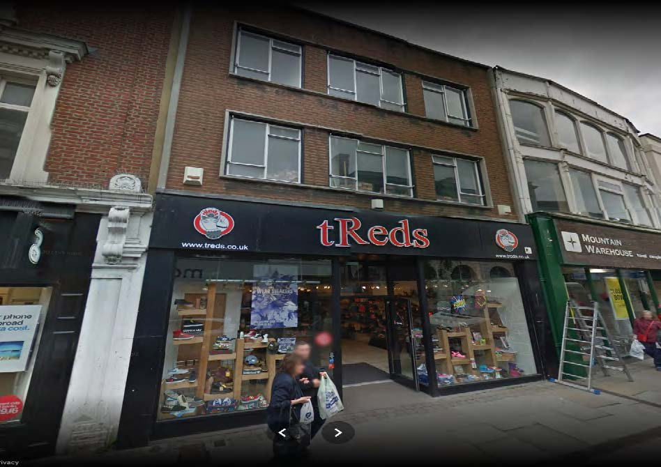 Prime Shop to Let - Maidstone