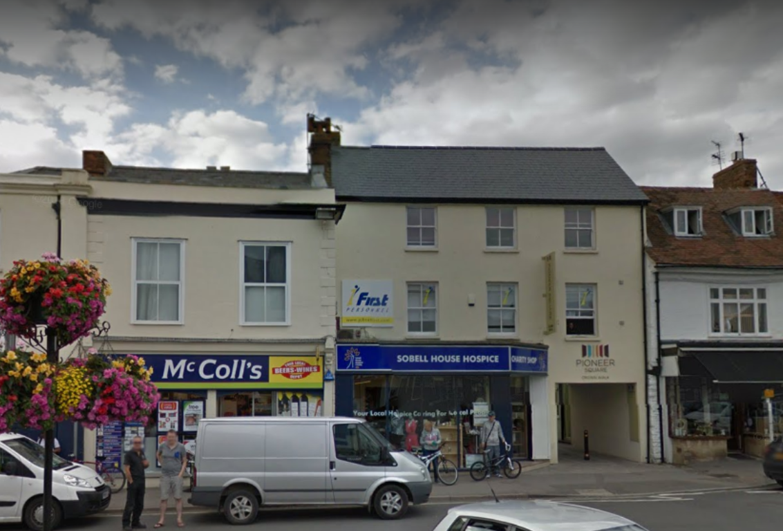 Second Floor Offices - To Let Bicester